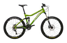 Kona Tanuki DL vtt suspendu vert